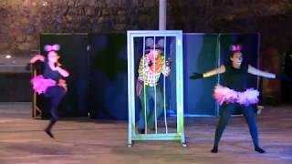 Raton Vaquero - Cri Cri Una Aventura Musical - Escuela Universitaria Ixtepecana