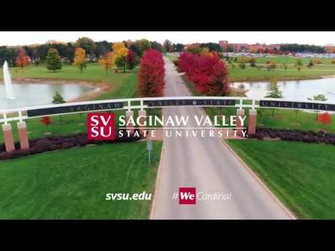 Saginaw Valley State University - video