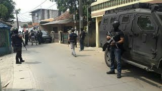 Operasi Penyergapan oleh Densus 88, Tiga Terduga Teroris Tertangkap di Tangerang