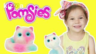 Pomsies - интерактивный котенок для вашего ребенка