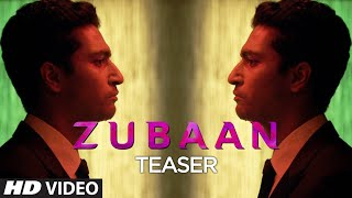 Zubaan - Official Teaser