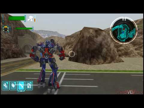 Transformers - The Game (USA) ISO < PSP ISOs | Emuparadise