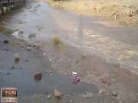 أمطار عنيزه اول ايام عيد الأضحى المبارك 1430 هـ الجزء الرابع