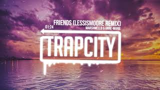 Marshmello & Anne-Marie - Friends (lessismoore Remix)