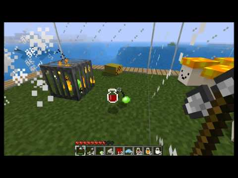 Minecraft Mod Spotlight: Maplecraft [Maplestory in Minecraft]