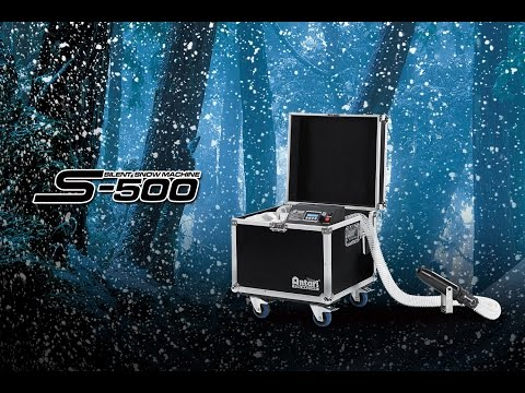 ANTARI S-500L Snow Machine