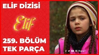 Elif - 259.Bölüm (HD)