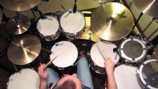 Fleetwood Mac Second Hand News Drum Cover