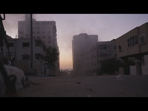 Escalada de violência chega ao 3º dia com 48 mortos em Gaza e 6 em Israel