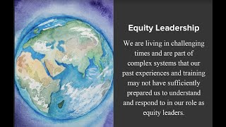 CASEL CARES: Leading for Equity in Challenging Times: Our Role as Leaders to Catalyze Change