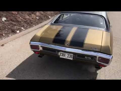 Video of '70 Chevelle - PRFS