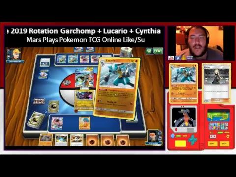 Garchomp/Lucario/Kommo-O Gx  Thank you Lance! - смотреть