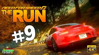 Need For Speed : The Run - Ночные гонки - 4K (ULTRA HD) #9