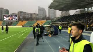 Прощальный матч Андрея Аршавина за «Кайрат»