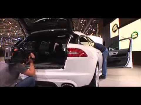 VRUM-Jaguar se rende à realidade e apresenta Station Wagon no Salão de Genebra