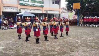 Paskibra SD Cimekar Cileunyi Kab Bandung   Di SMK Informatika Bandung