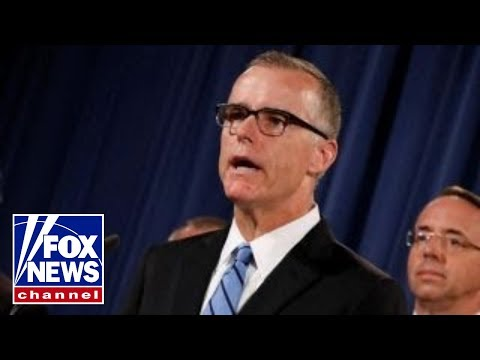 Report: IG investigates McCabe's role in Clinton email probe