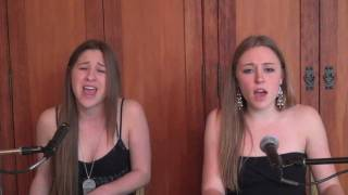 """""""Call Your Girlfriend"""" by Robyn (Cover by Emily and Aleza)"""