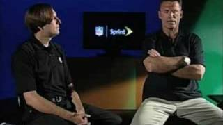 Sprint NFL Mobile Live - Howie Long's Son