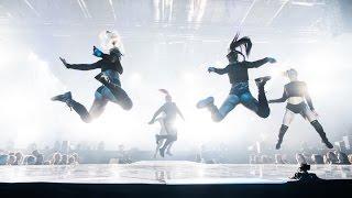 TEASER for epic twerk show by TINZE and twerk ladies / Apulanta
