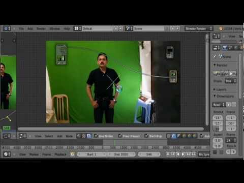 Get a Video clip from Compositing to The video Sequencer