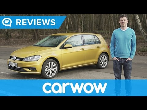 Volkswagen Golf 2018 in-depth review   Mat Watson reviews