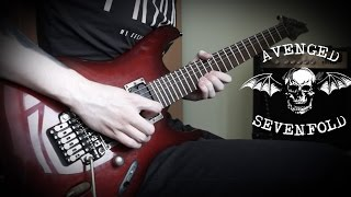 Avenged Sevenfold - Blinded in chains (Guitar Cover)