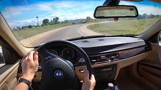 [WR Magazine] 2006 BMW 325i 6MT Sedan (E90) - POV Test Drive (Binaural Audio)