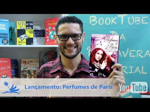 LANÇAMENTO: Perfumes de Paris, de Sayonara Salvioli