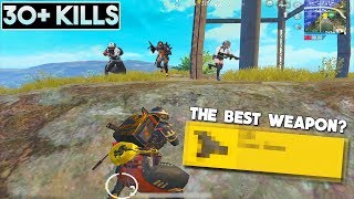 PROS DON'T WANT YOU TO USE THIS WEAPON! | PUBG Mobile