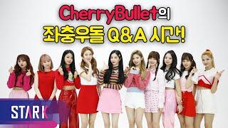 Gambar cover (ENG SUB) A charming Q&A time with Cherry Bullet! (체리체리한 체리블렛의 상큼발랄한 Q&A 타임!)
