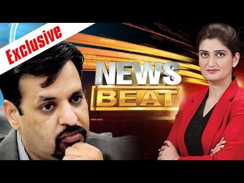 Mustafa Kamal Exclusive | News Beat | SAMAA TV | Paras Jahanzeb | 13 May 2017