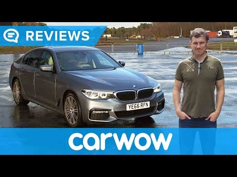 BMW 5 Series 2017 review | Mat Watson Reviews