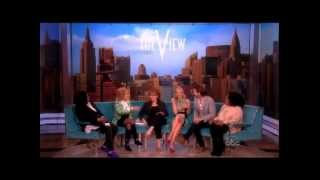 "Mentalst Lior Suchard LIVE on  ""The View"" with barbra walters ליאור סושרד"