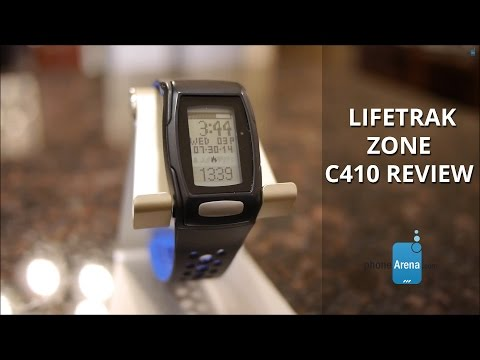 LifeTrak Zone C410 Review