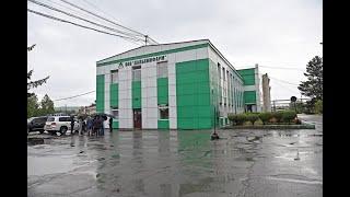 Сергей Фургал посетил завод ОАО