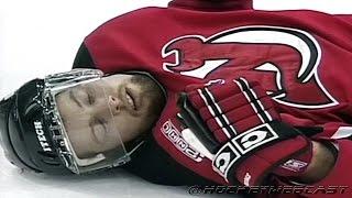 Derian Hatcher DESTROYS Petr Sykora - Stanley Cup Final 2000 (Multiview)