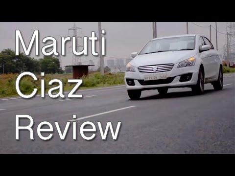 Maruti Suzuki Ciaz Review