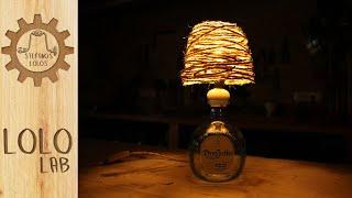 Video Spots for LoloLab: Bottle lamp