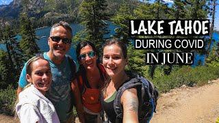 Emerald Bay Hike At Lake Tahoe (during COVID)