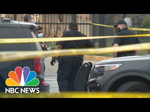 San Antonio Police Detail Fatal Shoutout That Started As Traffic Stop | NBC News NOW