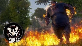 State of Decay 2 - JUGGERNAUT, ZOMBIE TERKUAT !!