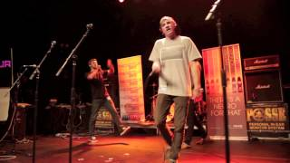 The 2012 Rap - LIVE in NYC