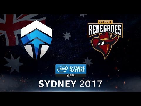 Chiefs Just Made IEM Sydney A Little More Interesting By Beating Renegades
