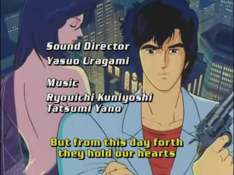 City Hunter Wiki Anime Amino