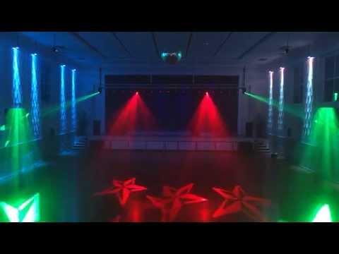 Seeroosensaal Einweihung Lichtanlage 12.09.2014
