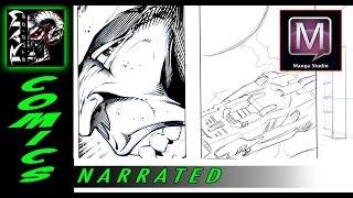 Drawing Comics by Robert Marzullo - Techniques using Manga Studio 5 - Tutorial