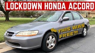 Can I FLIP This Honda Accord Before The LOCKDOWN Hits?