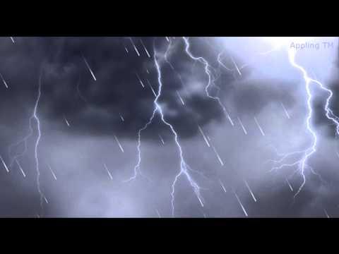 Video of Stormy Lightning HD