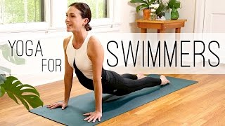 Yoga For Swimmers by Yoga With Adriene